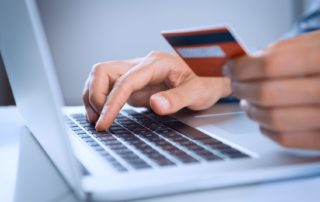 Smarter online credit card processing