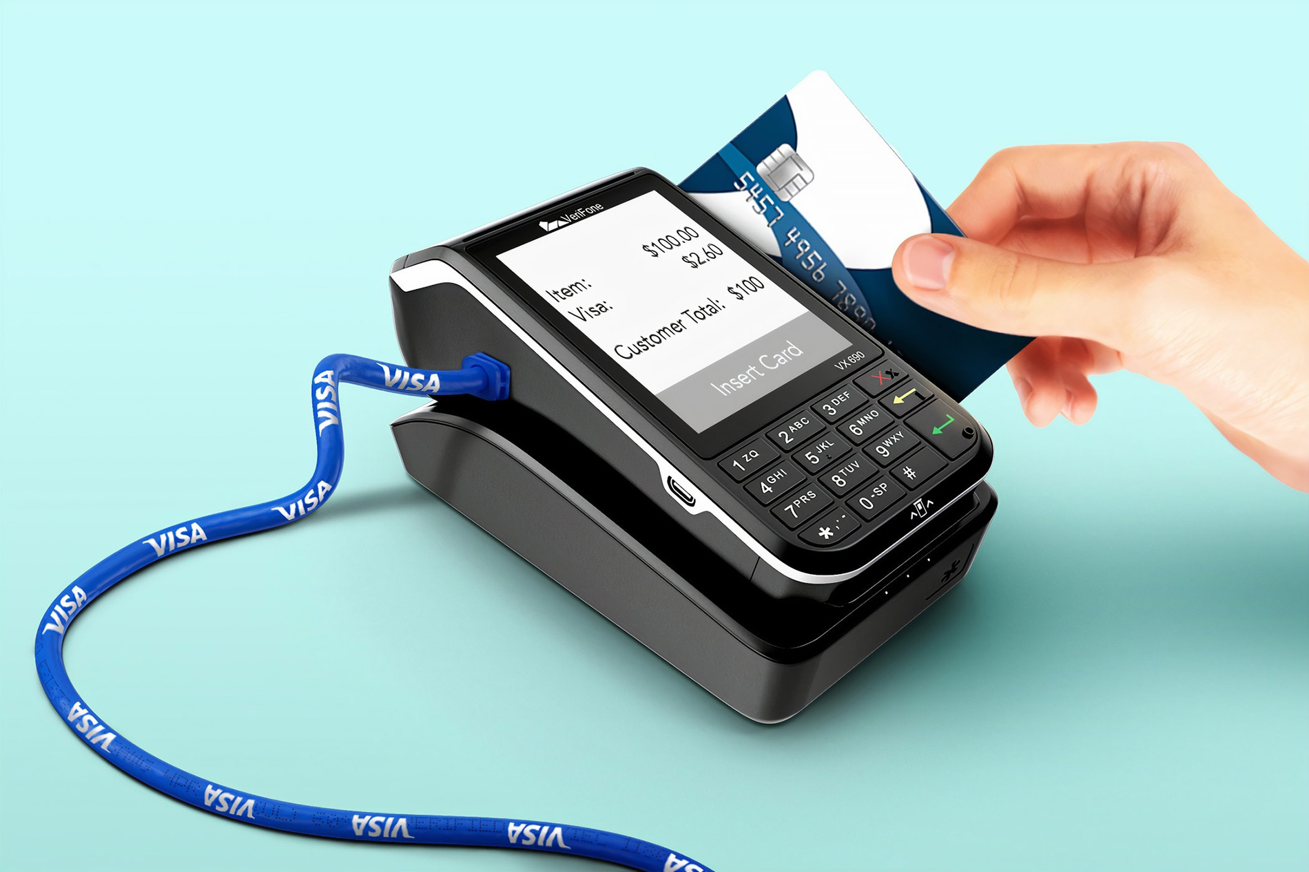 zero fee credit card processing app